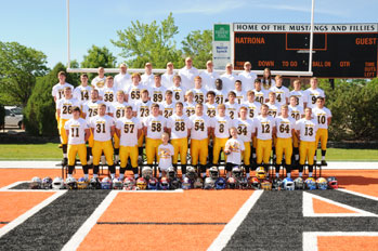 2012 Shrine Bowl Players