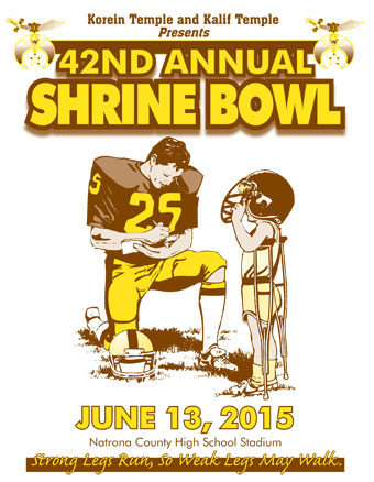 2015 Wyoming Shrine Bowl